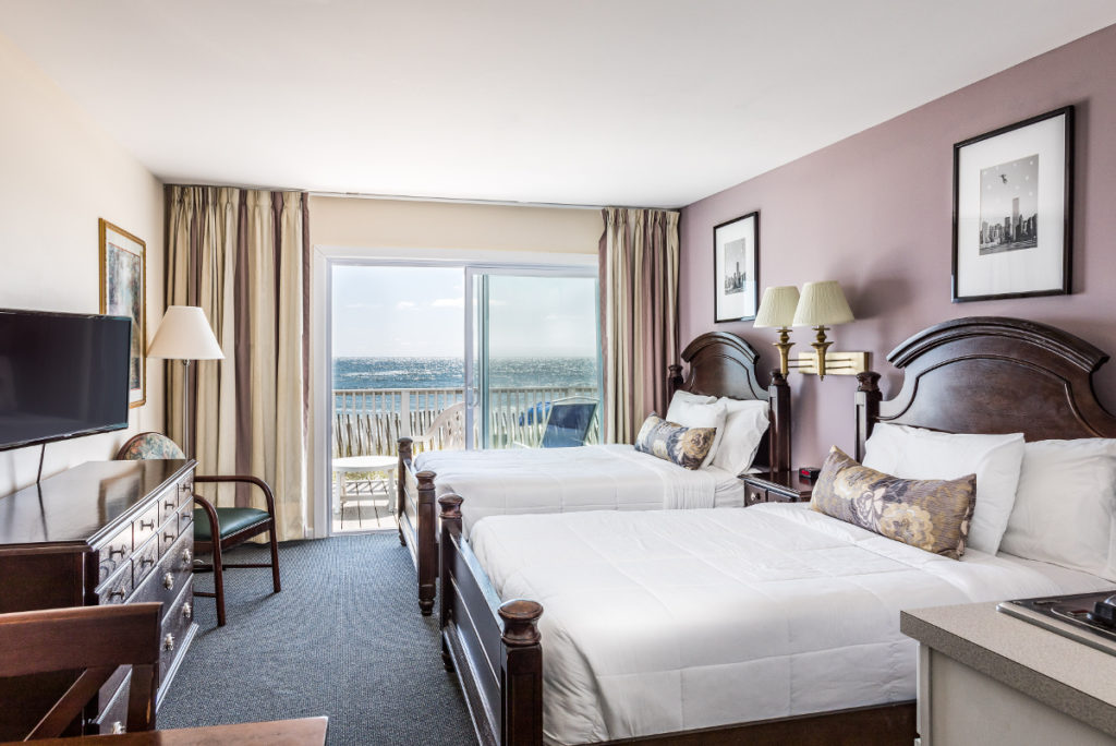 Beachfront Platinum Double Beds