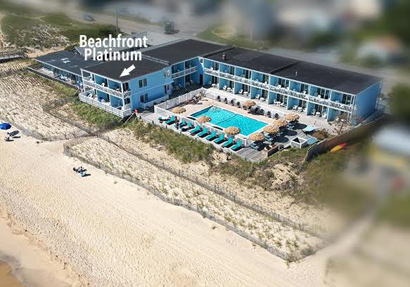Beach Front Platinum Location